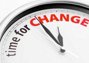 timeforachange